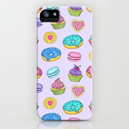 Sweets #3 iPhone Case