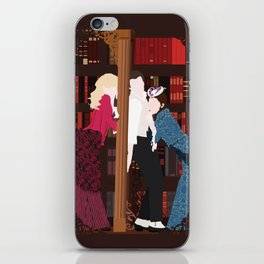 I'VE DECIDED TO MARRY YOU – A GENTLEMAN'S GUIDE TO LOVE AND MURDER iPhone Skin