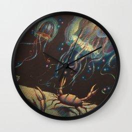 """""""Light Show"""" Wall Clock"""