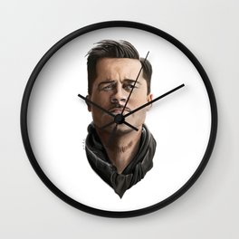 "Aldo Raine ""Inglourious Basterds"" Wall Clock"