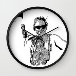 Harvey Klaus Wall Clock