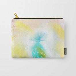 Pineapple Summer Splash Carry-All Pouch