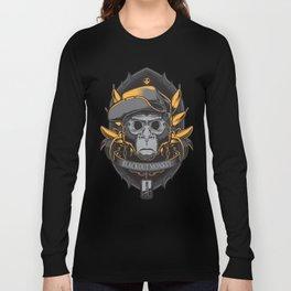 The Blackout Monkey Long Sleeve T-shirt