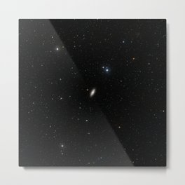 Hubble Space Telescope - Wide-field view of NGC 2841 Metal Print