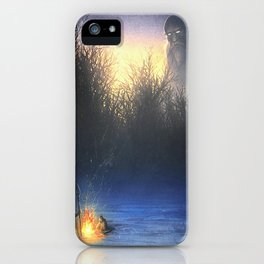 Snow Giant iPhone Case