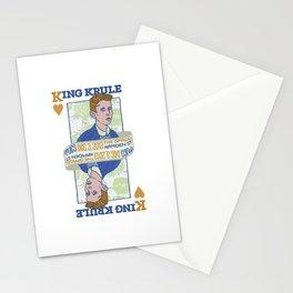 King Krule Stationery Cards