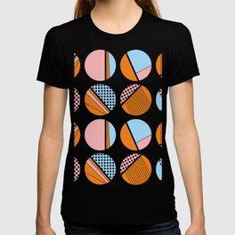 rund pattern T-shirt