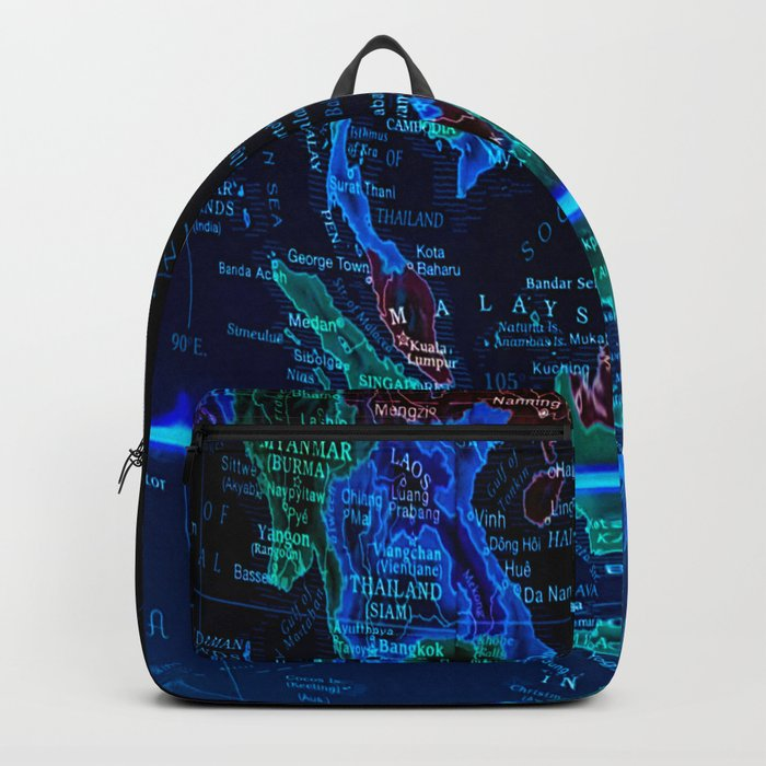 Southeast Asia Backpack