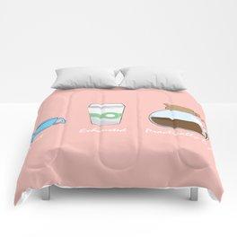 Coffee Size Comforters