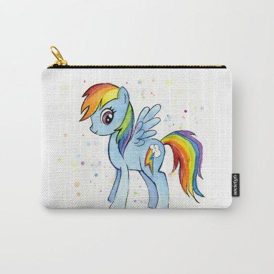 Rainbow Dash MLP Pony Carry-All Pouch