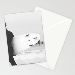 catch a wave II Stationery Cards