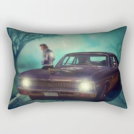 100% Death Proof Rectangular Pillow