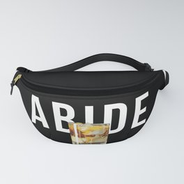 The Dude Abides Fanny Pack