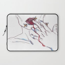 Bite Me Laptop Sleeve