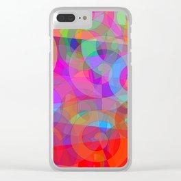 DaliNsky Clear iPhone Case