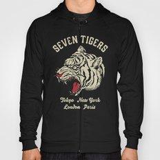 Seven Tigers Hoody