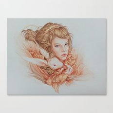Wile Canvas Print