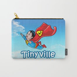 Tinyville Carry-All Pouch
