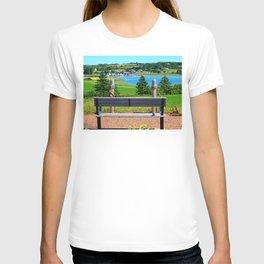 Peaceful Harbour T-shirt