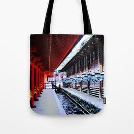 Follow Me (Kyoto, Japan) Tote Bag