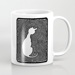 Cat eco. Coffee Mug