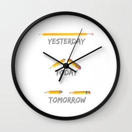Write More Wall Clock