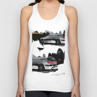 mercedes Tank Tops featuring BERLIN by Pagarelov