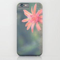 Little Cactus Flower Slim Case iPhone 6s
