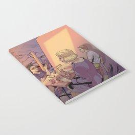 Sun Moth Notebook