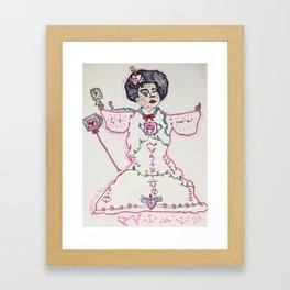 Fraiden Lord Framed Art Print