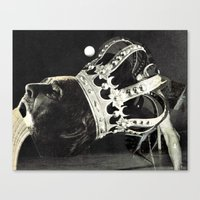 king Canvas Prints featuring king by Hugo Barros