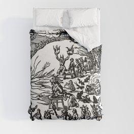Witches Sabbath Comforters