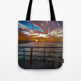 Just Stoked Tote Bag