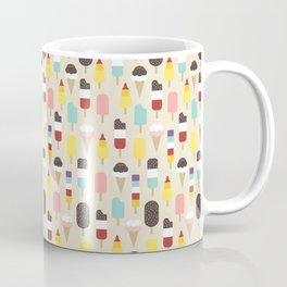 Ice Lollies & Frozen Treats Coffee Mug