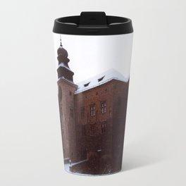 Krakow, Poland Travel Mug