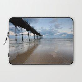 Saltburn by the Sea Laptop Sleeve