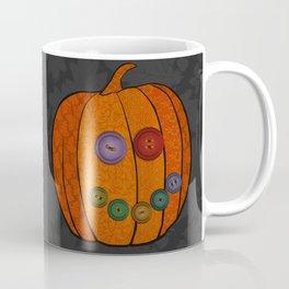 Patterned pumpkin Coffee Mug