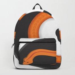 uroboros eye Backpack