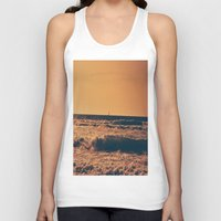 boat Tank Tops featuring boat by Catalina Matei