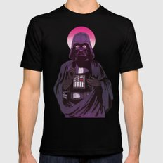 Holy Sith MEDIUM Black Mens Fitted Tee