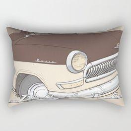GAZ 21 (Volga) Rectangular Pillow