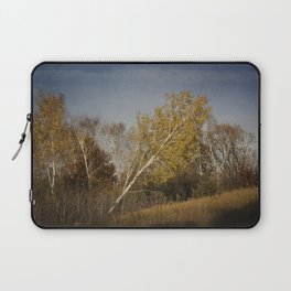 Leaning Uphill Laptop Sleeve