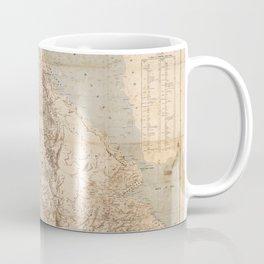 Eritrea 1896 Coffee Mug