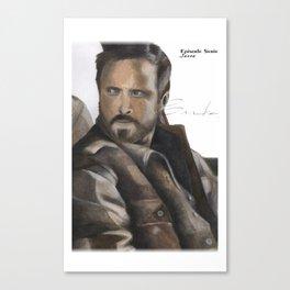 Jesse Canvas Print