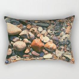 Ocean Pebbles Rectangular Pillow