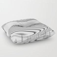 Twin Beans Floor Pillow