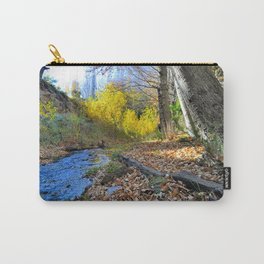 Silver river Carry-All Pouch