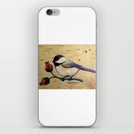 Smol Wildbird iPhone Skin