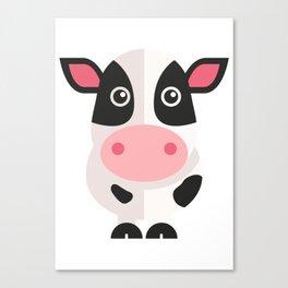 BIG Cow Canvas Print