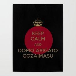 Snapbacks domo arigato gozaimasu Poster